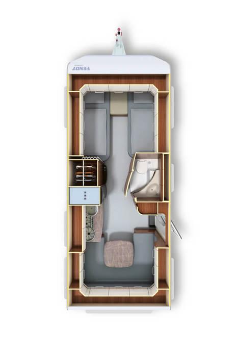 fendt caravan wohnwagen von fendt 515 sg performance. Black Bedroom Furniture Sets. Home Design Ideas