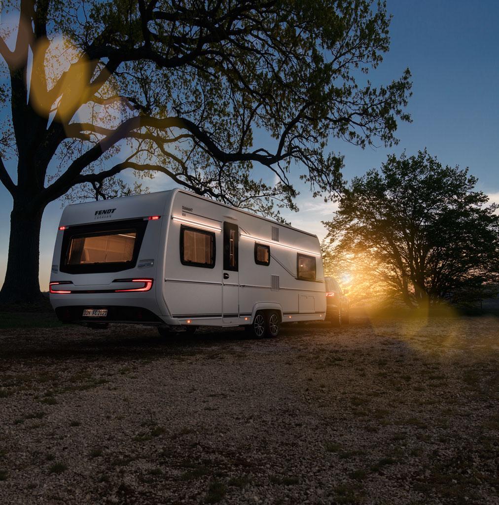 Fendt-Caravan  Wohnwagen von Fendt  Home
