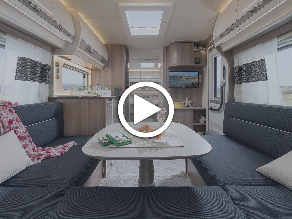 Fendt Etagenbett Kinderzimmer : Fendt caravan wohnwagen von home