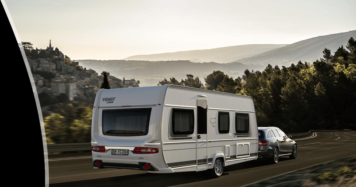 fendt caravan wohnwagen von fendt opal. Black Bedroom Furniture Sets. Home Design Ideas